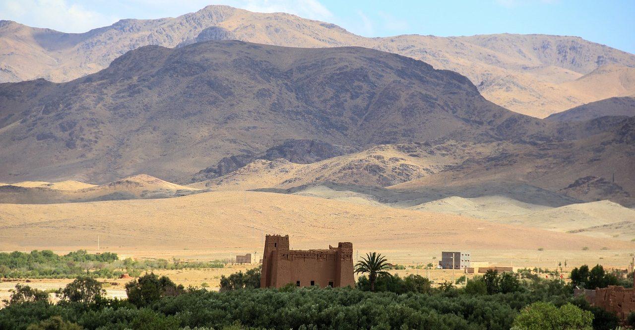 Viaje autoguiado en moto Marruecos