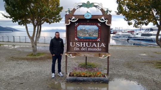 viaje en moto ushuaia