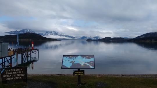 ruta ushuaia