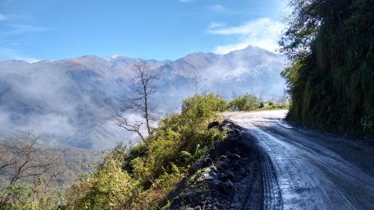 carreteras impresionantes