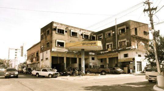 gasolinera paraguay