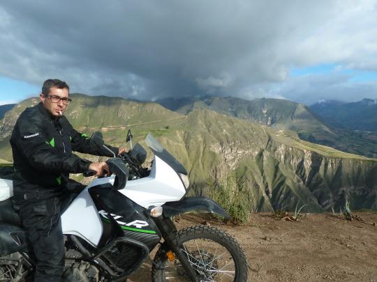 moto colombia