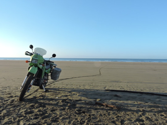 aventura en moto