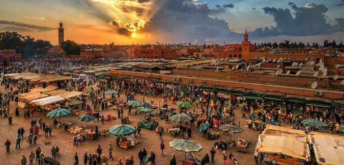 Viaje autoguiado moto Marruecos