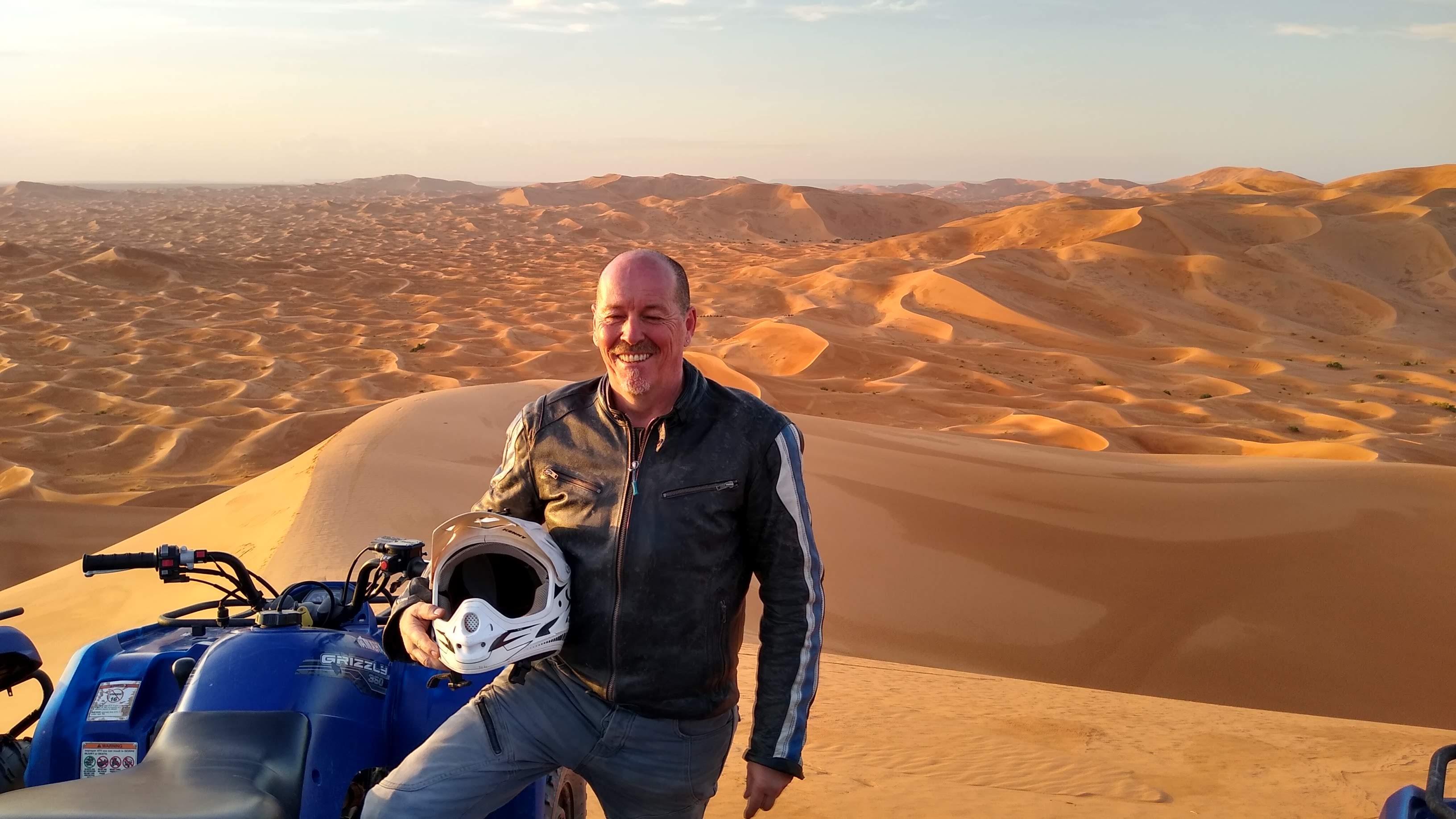 testimonio viaje en moto