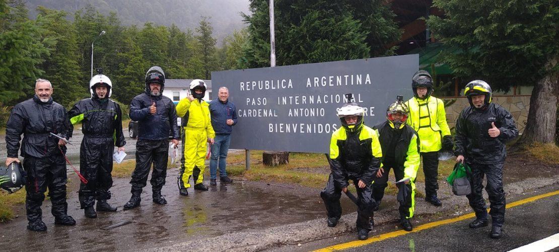 Ruta 40 en moto (Argentina)