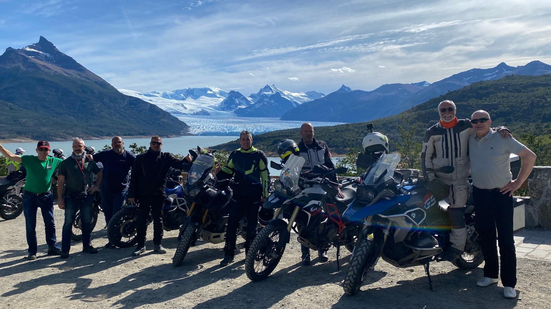 Viaje en moto Rutas Australes - Patagonia