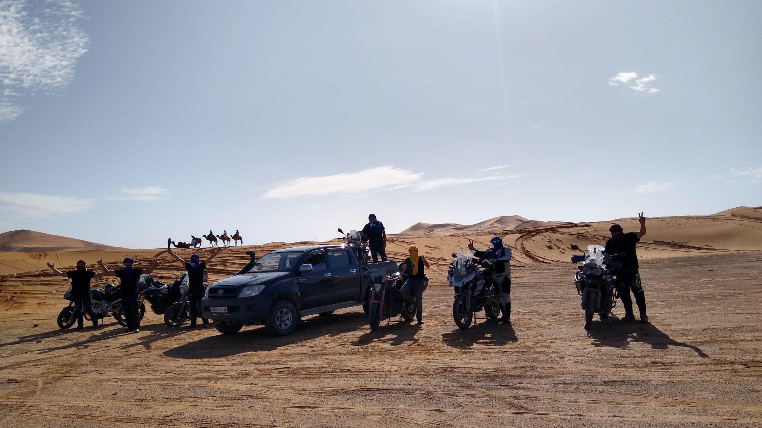 Viagens de moto Marrocos