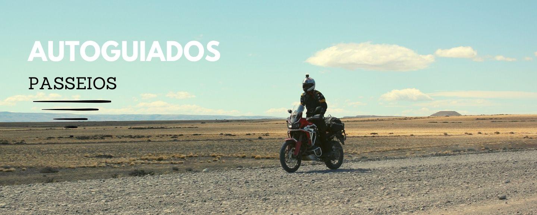 Passeios moto autoguiados