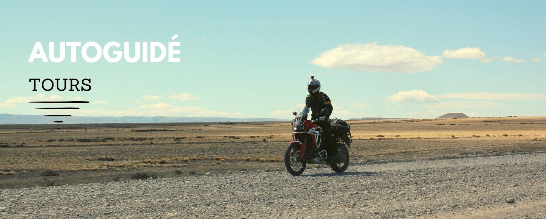 Voyages moto autoguidé