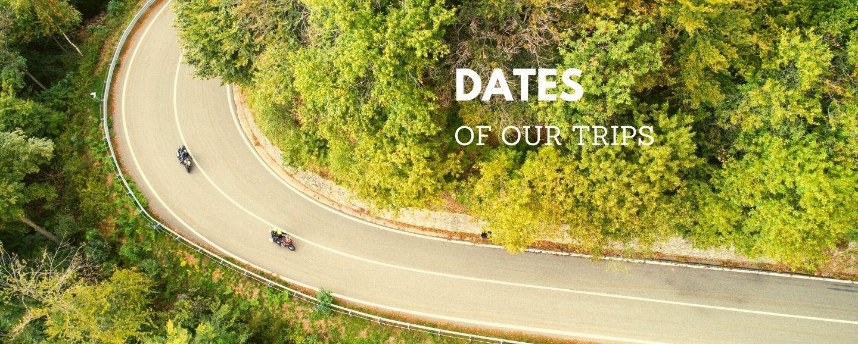 calendar motorcycle