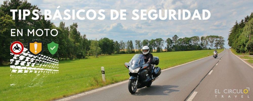 seguridad en moto